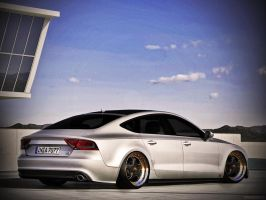 Audi RS7 by Clipse89