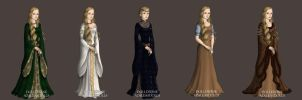 Eowyn (The Two Towers) by jjulie98