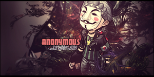 Anonymous Chibi tag by jaybak