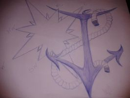 Anchor and stuffs by PureIdiocy