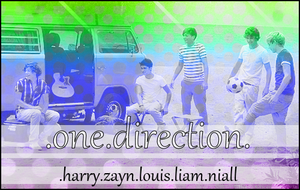 one.direction by iluvlouis