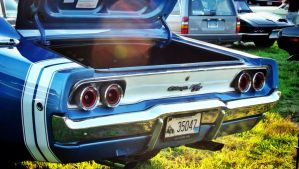 1968 Dodge Charger R/T by Marissa1997