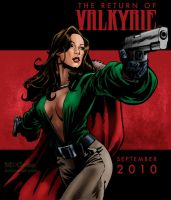 Valkyrie by mcguan