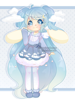 Set Price :: Sky's the Limit [ OPEN ] by Devi-Adopts