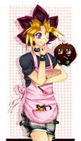 :CP: Cooking mama by Purrinee