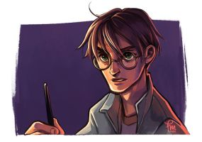 Harry by flominowa