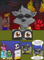 Sly Cooper: Thief of Virtue Page 62 by ConnorDavidson