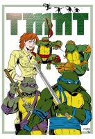 Teenage Mutant Ninja Turtles by Spidey0107