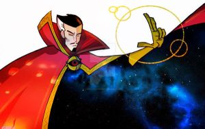 I am the Sorcerer Supreme I know many things by TrollRaptor