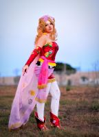 Terra Branford cosplay by Sandman-AC