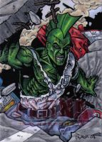 Savage Dragon by tonyperna