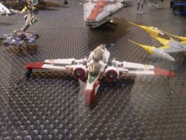 Lego ARC-170 Starfighter by V-kony