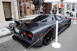 Mosler MT900 Back by TheCarloos