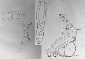 Tool Sketches by Daniel-Storm