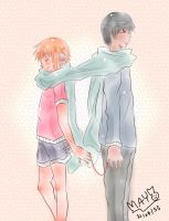Chobits : Let me be with you Yaoi by mayza2539