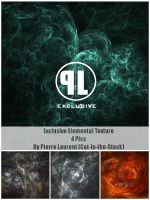 Exclusive fractal textures by Cat-in-the-Stock