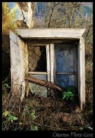 Old window by marialivia16