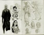 Sketchbook by pietro-ant