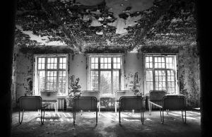 The Abandoned Mentalhospital3 by FredrikMG