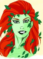 Poison Ivy ... by Nehora03