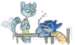 Rough Night Blues by VCR-WOLFE