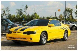 Yellow Monte Carlo SS - Official Pace Car Edition by TheMan268