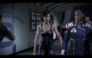 Mass Effect 3 - Female Casual Outfit 4 (View 2) by Revan654