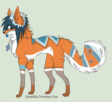 SceneDog Adopt 1 -CLOSED by H3ARTOFTHEOCEAN
