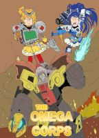 22- The Omega Corps (Regular) by isaacyeap