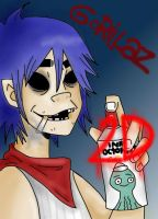 2D (much better) by nightmare43yume