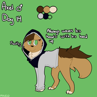 Axel REF by Miineh
