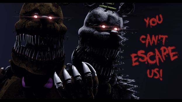 [SFM FNAF] You Can't Escape US! by SkyProductions12