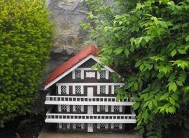 Stock: Little Building by Stock-By-Michelle
