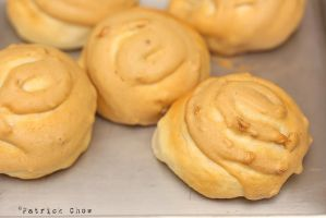 Peanut butter cookie bun 2 by patchow