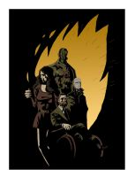 The Doom Patrol by The-Mirrorball-Man