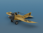 Enemy Aircraft C by Dbl-Dzl