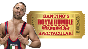 Santino Royal Rumble Lottery Spectacular Logo by Wrestling-Networld