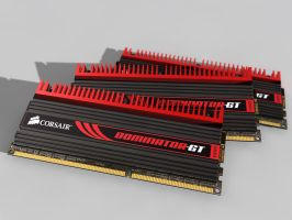 Cosair DDR3 GT by DudQuitter
