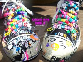 Kandi Shoes by rencore