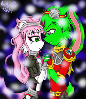 Enclosing embrace by CarlyChannel