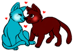 happy valentines day by Feroxial