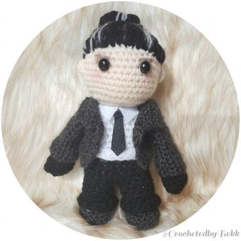 Joan 'The Freak' Ferguson by CrochetedbyBekk
