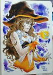 witch by MHartist2194