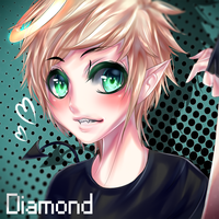Diamond by xShooryx