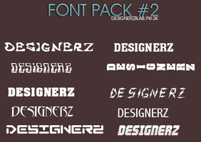 Font Pack 2 by SET07