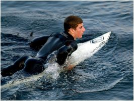 The Joy of Wetsuits by paulscha
