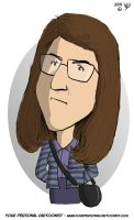 Amy Farrah Fowler (Big Bang Theory) by sidan