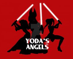 Yoda's Angels by khallion