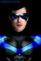 Nightwing by JokerOfChaos