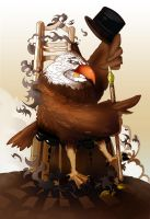 Eagle King by strafe-010